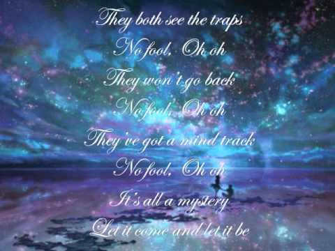 Let it be - Blackmill lyrics