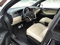 Tesla Model X. Test Drive and review. Testfahrt und Überprüfung. ?????? ??????????? ?? ??????.