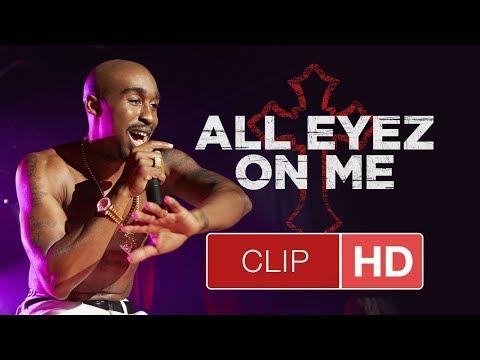 ALL EYEZ ON ME - I Digital Underground - Clip dal film