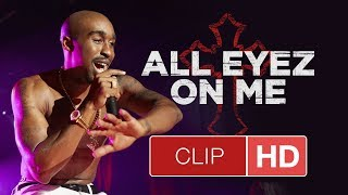 ALL EYEZ ON ME - I Digital Underground - Clip dal film