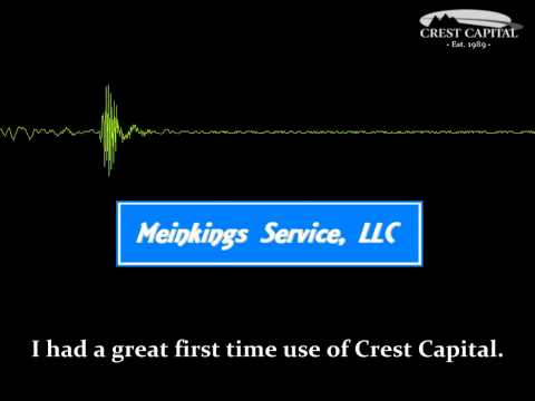 Crest Capital Reviews | Heavy Equipment Leasing