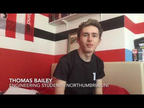 Stay At Home Students - Thomas Bailey Interview