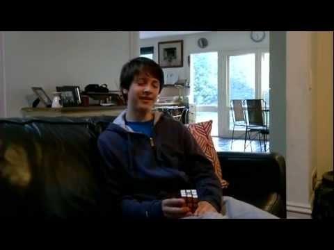 Feliks Zemdegs Exclusive Interview - Rubik's Cube record holder