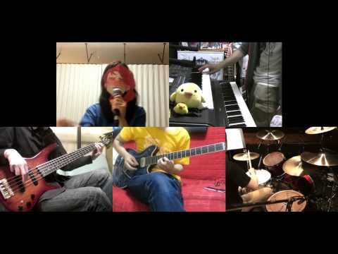 [HD]Nisekoi: OP [Rally Go Round] Band cover