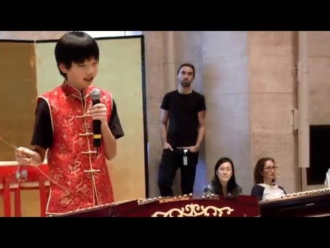 June Jasmine Intros - Chinese American International School
