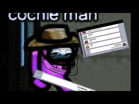 Coochie Man Among us Meme Compliation - YouTube