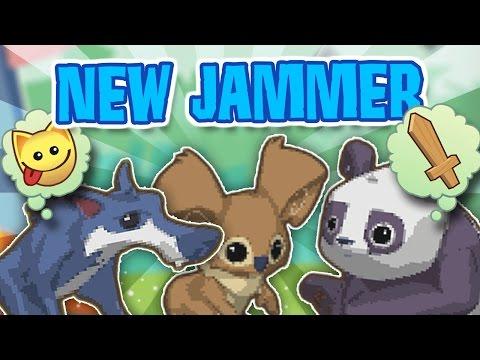 ANIMAL JAM - NEW JAMMER THINGS!
