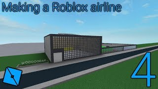 Making a Roblox airline: Episode 4 - First Class and development must continue!