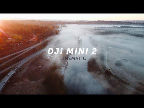 DJI Mini 2 Cinematic 4K Footage