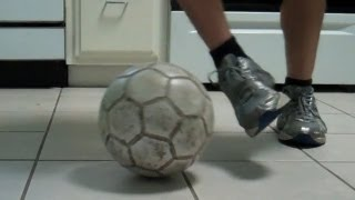 Soccer Tips - Inside to Outside Move