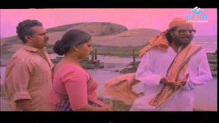 SAGARAM SAKSHI Movie - Mammootty Scene