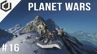 Space Engineers | PLANET WARS - Ep 16 | The Broken Signal...