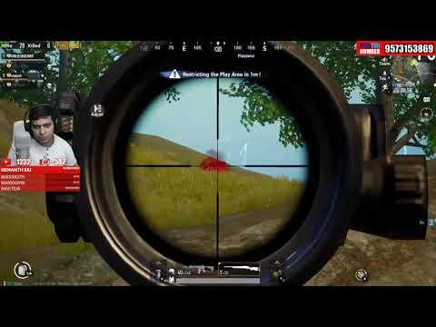 Punju Squad Deadly Sniper #UnqGamer #Jai PUBG MOBILE