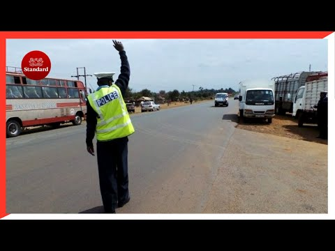 Kenya Police Traffic and NTSA release update on traffic accidents for a period of one year