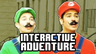 Super Mario Interactive Adventure Game! thumbnail