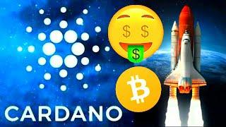 50% Cardano Bullrun ADA Charles Hoskinson Bitcoin Decentralized cryptocurrency