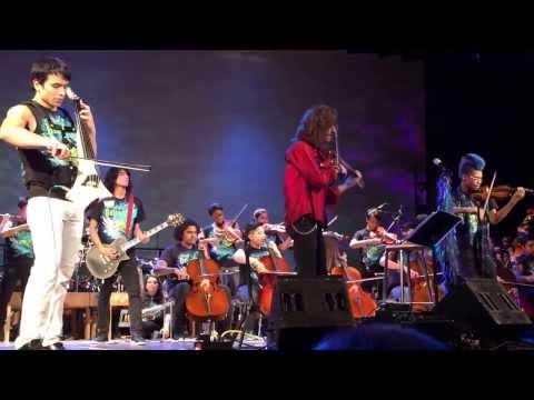 BTHS EYS Concert -Carol of Bells