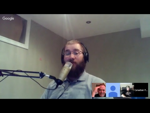 Canadian Patriot Podcast Episode 71 *LIVE* - Arms Trade Treaty