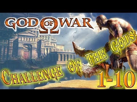 God of War - Challenge of the Gods [1080p HD] 1-10