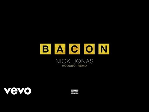 Nick Jonas - Bacon (Hoodboi Remix / Audio) ft. Ty Dolla $ign