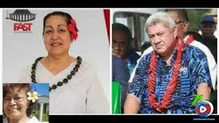 Friday Court Wrap Up from Mulinu'u Apia -Leilua Ame Sene Reporting for Samoa Entertainment Tv.