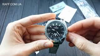 Мужские наручные часы Naviforce Rocket (№9038) обзор, настройка