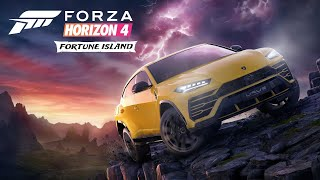Forza Horizon 4 Fortune Island Full Playthrough 2019