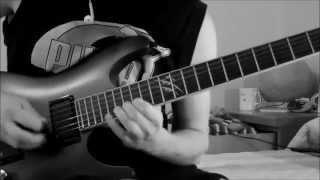 Dream Theater - False awakening suite (Guitar cover)