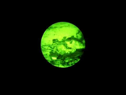 Night Vision Long Range shooting 300 and 500 yards