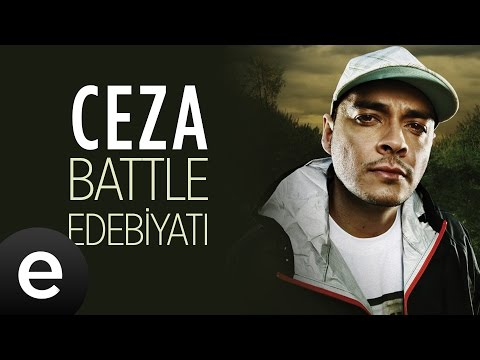 Ceza - Battle Edebiyatı - Official Audio #battleedebiyatı #ceza - Esen Müzik