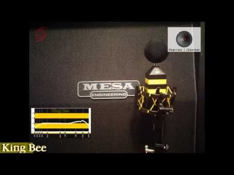 Mic Shootout: NEAT King Bee vs SM57 on Electric Guitar