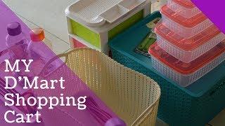 D'Mart Shopping Haul ! My Shopping Cart !! Amazing Prize ^ Cheap Shopping Haul ^  Pune Shopping Haul