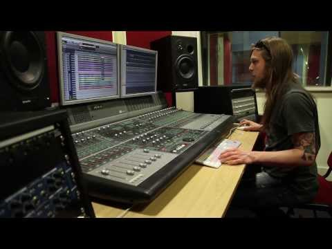 BA (Hons) Popular Music Production