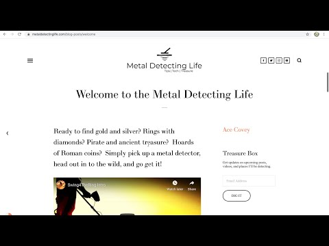 Metal Detecting Advice - The Metal Detecting Life Blog