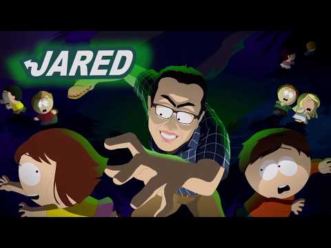 South Park: The Fractured But Whole Jared The Subway Guy Fight