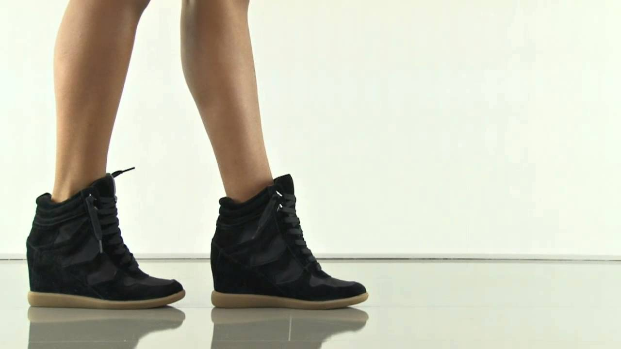 Bennett in Black Suede Sam Edelman - YouTube fd73aec8e