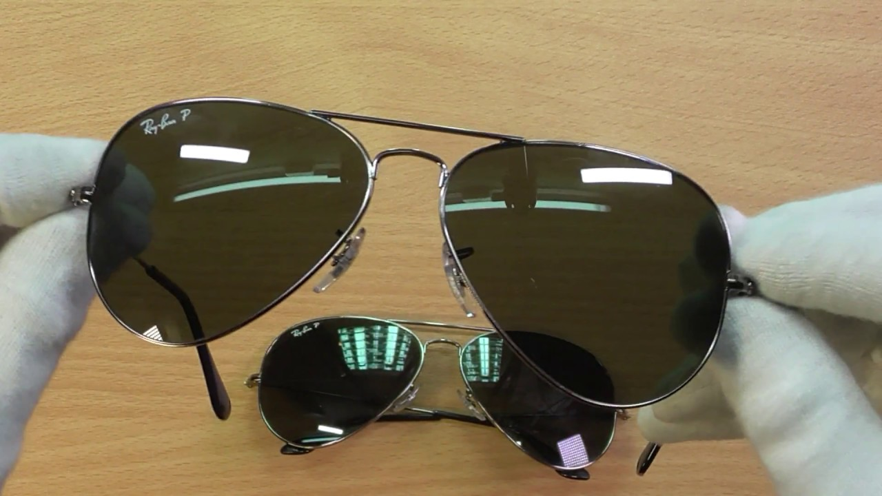 e7e4cdec35 Ray Ban Aviator Sunglasses gunmetal 0RB30250045858 in HINDI By TECHNICAL  ASTHA