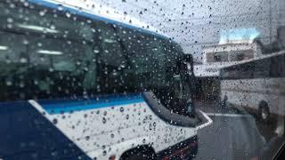 JR代行バス発車新鳥栖まで