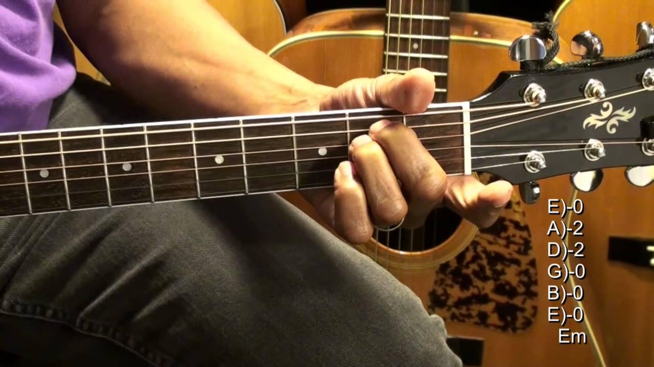how to play the judge chord shapes on guitar tutorial 311 twenty one pilots ericblackmonmusichd