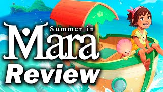 Summer in Mara Review (Nintendo Switch, PS4, Xbox, PC) (Video Game Video Review)