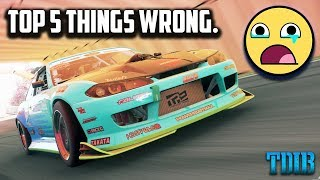 Forza Horizon 4 - Top 5 Things I HATE on FH4