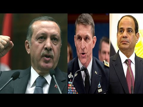 جنرال أمريكي يكشف عن تأسيس حلف عسكري مصري سعودي عربي لمواجهة تركيا