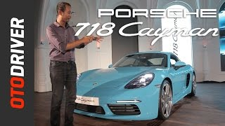 Porsche 718 Cayman 2017 First Impression Review Indonesia | OtoDriver
