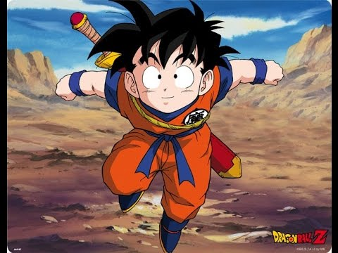 The Voices Of Gohan  Part 1
