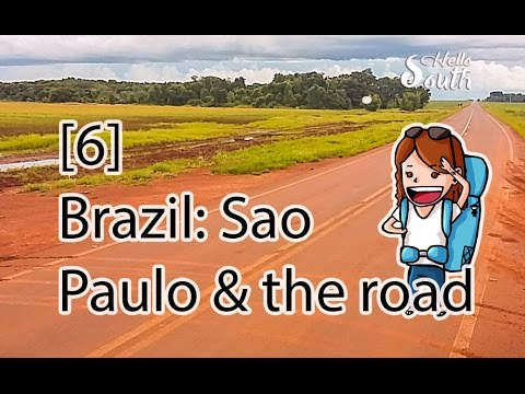 Brazil: Sao Paulo and the Red Journey - HS[6]
