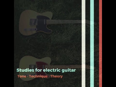 Studies for electric guitar (5) Akane - Neo Soul chords