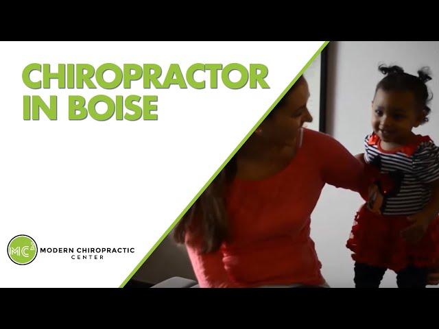 Boise Chiropractor | Modern Chiropractic Center
