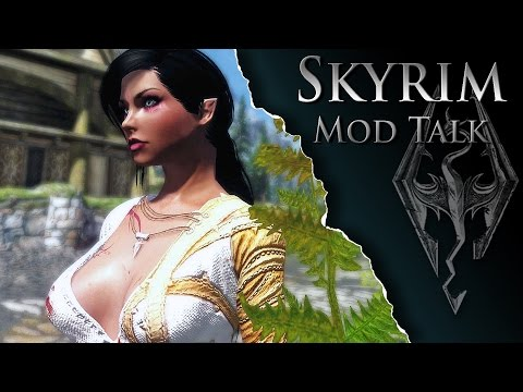 Skyrim Mods and Character Creation 2016 from YouTube · Duration:  14 minutes 59 seconds