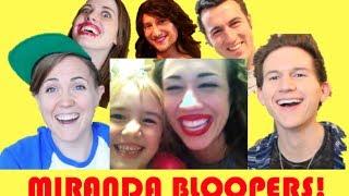 MIRANDA COLLAB BLOOPERS!