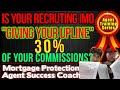 Is your Recruiting IMO giving away your commissions?